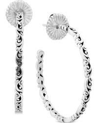 Lois Hill - Hoop Earrings - Lyst