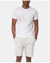 aec2b1819 HUGO Dolferin T-shirt in White for Men - Lyst