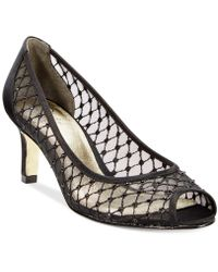 Adrianna Papell - Jamie Evening Court Shoes - Lyst
