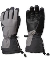Columbia Tumalo Mountain Gloves - Black