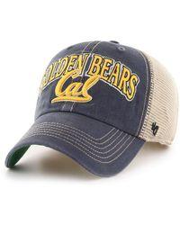 5a9665c175137 47 Brand - California Golden Bears Tuscaloosa Mesh Clean Up Cap - Lyst