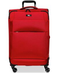 """Revo - Airborne 32"""" Softside Expandable Spinner Suitcase - Lyst"""