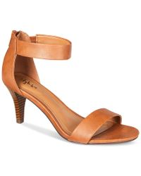 Style & Co. | Paycee Two-piece Dress Sandals | Lyst