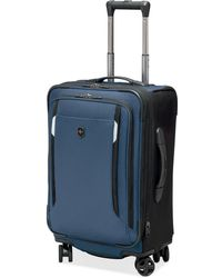 """Victorinox - Werks Traveler 5.0 22"""" Carry-on Dual Caster Spinner Suitcase - Lyst"""
