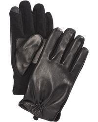 Polo Ralph Lauren - Nappa Hydrid Gloves - Lyst