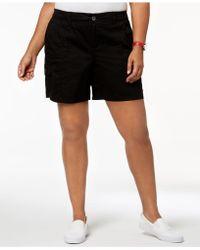 Style & Co.   Plus Size Cargo Shorts   Lyst