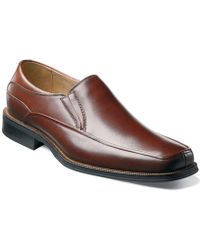 Florsheim - Shoes, Corvell Moc Toe Slip On Loafers - Lyst