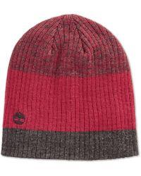 Timberland - Heat Retention Marled Slouchy Beanie, Created For Macy's - Lyst