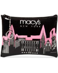 Macy's   City Glitter Cosmetic Case   Lyst