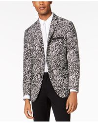 INC International Concepts - Slim-fit Patterned Sport Coat, Created For Macy's - Lyst