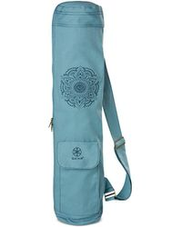 Gaiam - Embroidered Mat Bag - Lyst