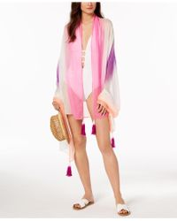 INC International Concepts - I.n.c. Ombré Sarong Cover-up & Wrap, Created For Macy's - Lyst
