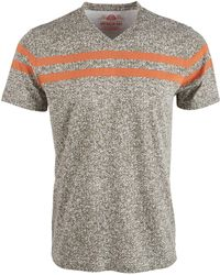 American Rag - V-neck Striped T-shirt, Created For Macy's - Lyst