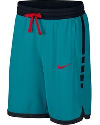 ade848a8a Nike Men's Lebron Ultimate Elite Dri-fit Print Basketball Shorts in ...