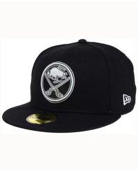 KTZ - Black Dub 59fifty Cap - Lyst