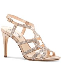 INC International Concepts - Randii Evening Sandals, Created For Macy's - Lyst