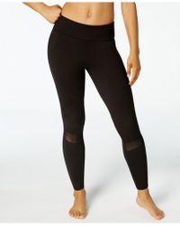 Gaiam - Om Luxe Yoga Leggings - Lyst