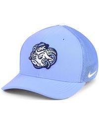 new product 0e0d5 d021b Nike North Carolina Tar Heels Heritage 86 Wordmark Cap in Blue for Men -  Lyst