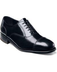 Florsheim - Shoes, Lexington Cap Toe Oxfords - Lyst