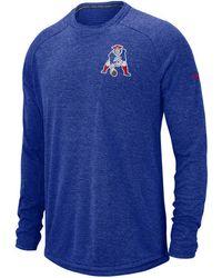 Lyst - Nike Men S Long-Sleeve New England Patriots Reflective T ... d945d5796