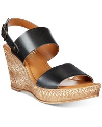 Bella Vita - Cor-italy Wedge Sandals - Lyst