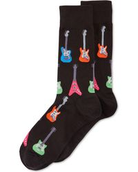 Hot Sox - Electric Guitar Crew Socks - Lyst