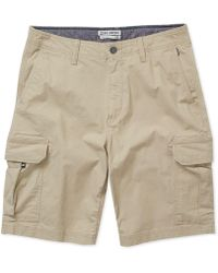 Billabong - Men's Scheme Classic-fit Stretch Ripstop Cargo Shorts - Lyst