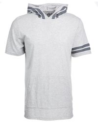 American Rag - Varsity Short Sleeve Hoodie, Created For Macy's - Lyst