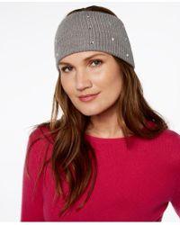 Kate Spade - Bedazzled Wool Headband - Lyst
