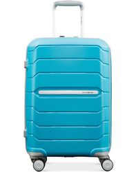 "Samsonite - Freeform 21"" Hardside Carry-on Spinner Suitcase - Lyst"
