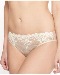 Wacoal - Embrace Lace Bikini 64391 - Lyst