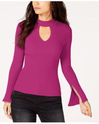 INC International Concepts - I.n.c. Choker-neck Bell-sleeve Top, Created For Macy's - Lyst