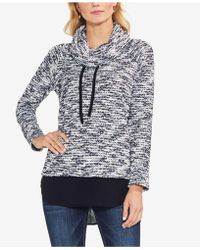 Vince Camuto - Layered-look Jumper - Lyst