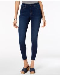 Style & Co. | High-rise Skinny Jeans, Created For Macy's | Lyst