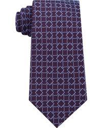 Michael Kors - Men's Geometric Tie - Lyst