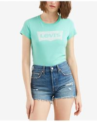 Levi's - ® Cotton Batwing Logo Graphic T-shirt - Lyst
