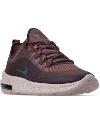 low priced 81d81 94bfa ... usa nike air max axis premium casual sneakers from finish line lyst  b3e05 a86e4