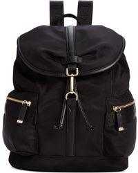 CALVIN KLEIN 205W39NYC - Talia Dressy Nylon Backpack - Lyst