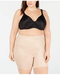 6e56f5478 Spanx Plus-size Suit Your Fancy Booty Booster Mid Thigh 10194p