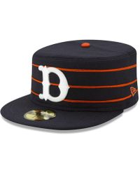 separation shoes 41b02 fc897 KTZ - Detroit Tigers Pillbox 59fifty-fitted Cap - Lyst