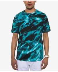 Sean John - Pool Print T-shirt, Created For Macy's - Lyst