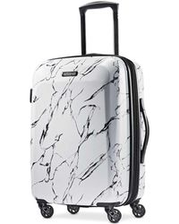 """American Tourister - Moonlight 28"""" Expandable Hardside Spinner Suitcase - Lyst"""