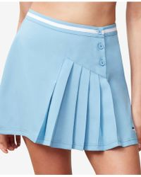 Fila - Veronica Pleated Skirt - Lyst
