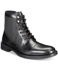 Kenneth Cole Reaction - Masyn Boots - Lyst