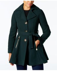 INC International Concepts - I.n.c. Skirted Walker Coat, Created For Macy's - Lyst