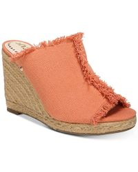 Circus by Sam Edelman - Baker Espadrille Wedge Sandals - Lyst
