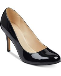 Marc Fisher - Chris Round-toe Pumps - Lyst