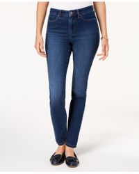 Charter Club - Windham Tummy-control Skinny Jeans, Created For Macy's - Lyst