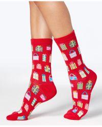Charter Club - Women's Presents Socks - Lyst