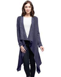 Yala Designs - Yala Cybill Organic Cotton And Recycled Polyester Fleece Wrap - Lyst